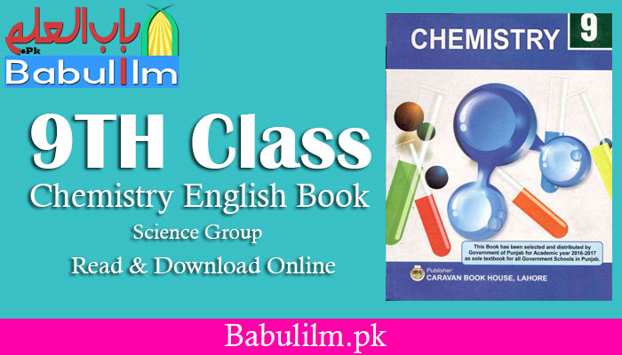 Chemistry-english-9th-Class-book