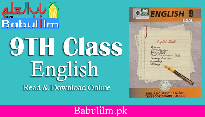 english-9th-Class-book-download-onlin